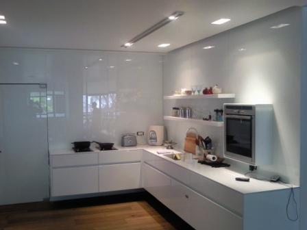 פנטסטי חיפוי זכוכית למטבח | חפוי למטבח | אלומיניום אלי NK-99